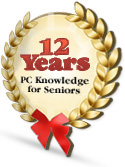 12 years PC Knowledge for Seniors